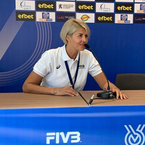 GO4GOAL #008: Od igralke v lokalnem klubu do funkcionarke na FIVB.